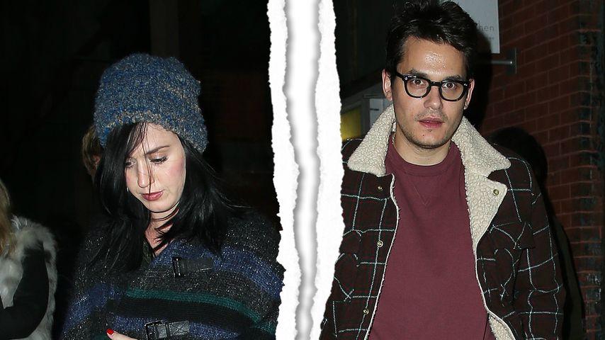 Schon wieder: Katy Perry & John Mayer sind getrennt!