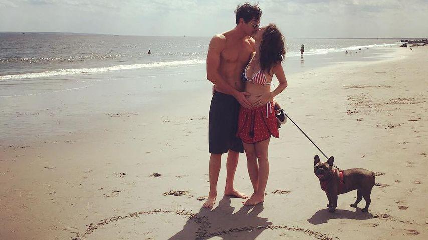 Wundervolle Foto-Verkündung: Kaya Scodelario ist schwanger