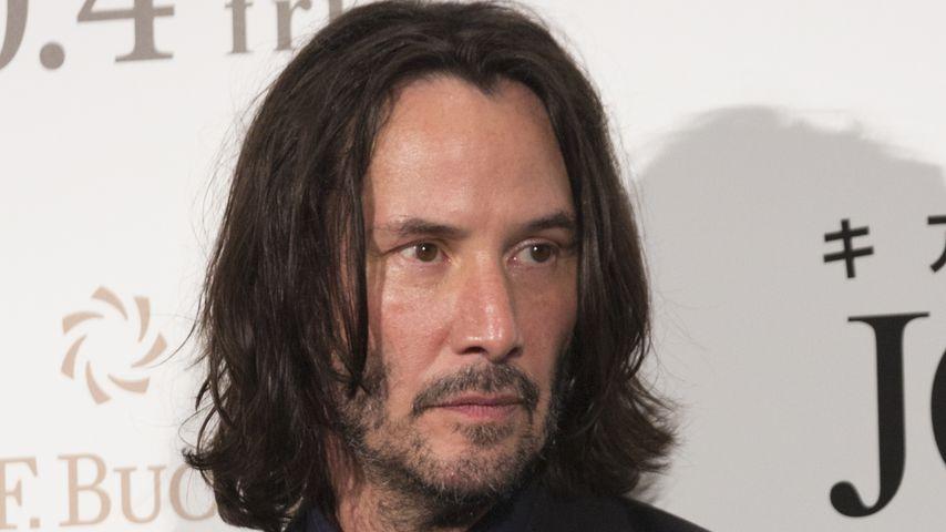 "Keanu Reeves, ""John Wick""-Star"