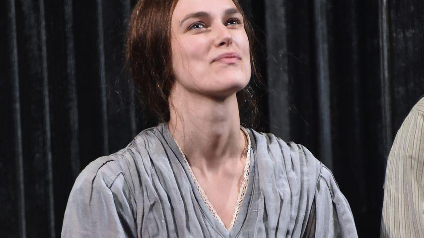 Mini-Gehalt: Keira Knightley bekommt Hungerlohn am Broadway