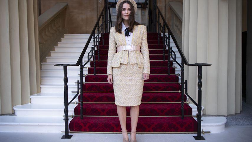 Keira Knightley, britische Schauspielerin