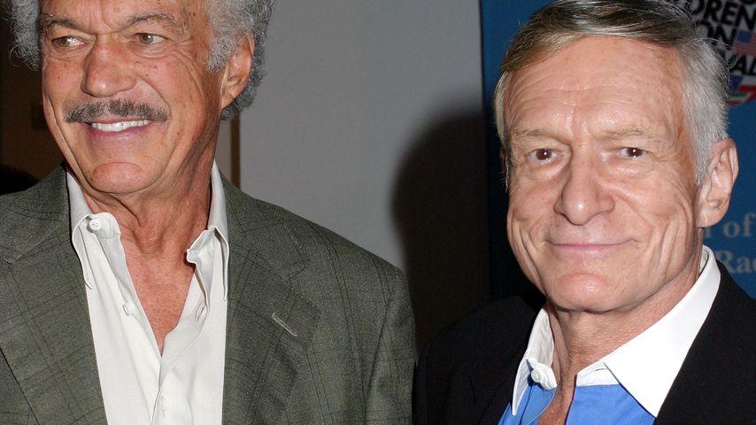 Bruder ist gestorben: Hugh Hefners traurigster Geburtstag