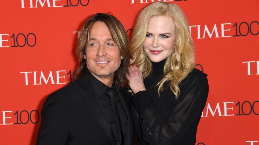 Keith Urban und Nicole Kidman bei der TIME 100 Gala 2018
