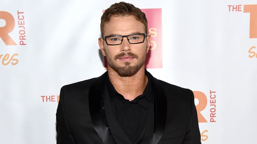 """Mr. & Mrs."": ""Twilight""-Hottie Kellan Lutz hat geheiratet!"