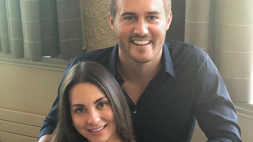 Kelley Flanagan und Ex-US-Bachelor Peter Weber, 2020