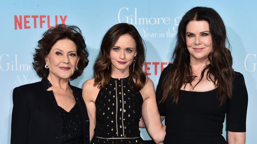 "Kelly Bishop, Alexis Bledel und Lauren Graham bei der ""Gilmore Girls: A Year in the Life""-Premiere"