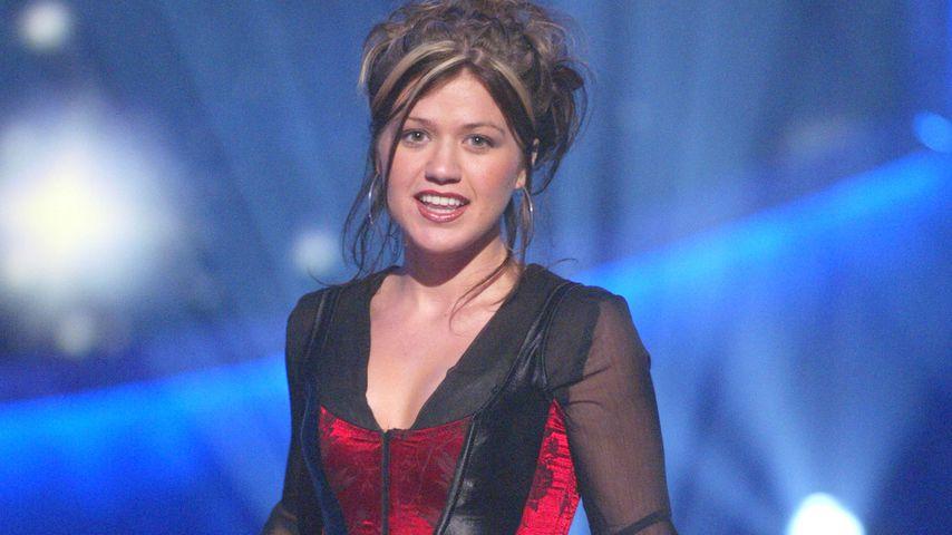 Enthüllung auf der Bühne: Kelly Clarkson wieder schwanger!