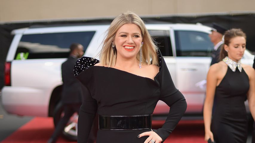 Kelly Clarkson bei den Billboard Music Awards 2018