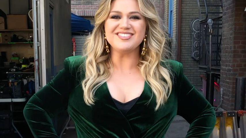 Kelly Clarkson im August 2020