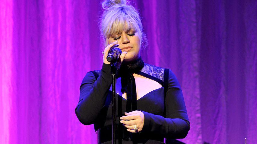 """Sängerin Kelly Clarkson gesteht: """"Ich leide an Depressionen"""""""