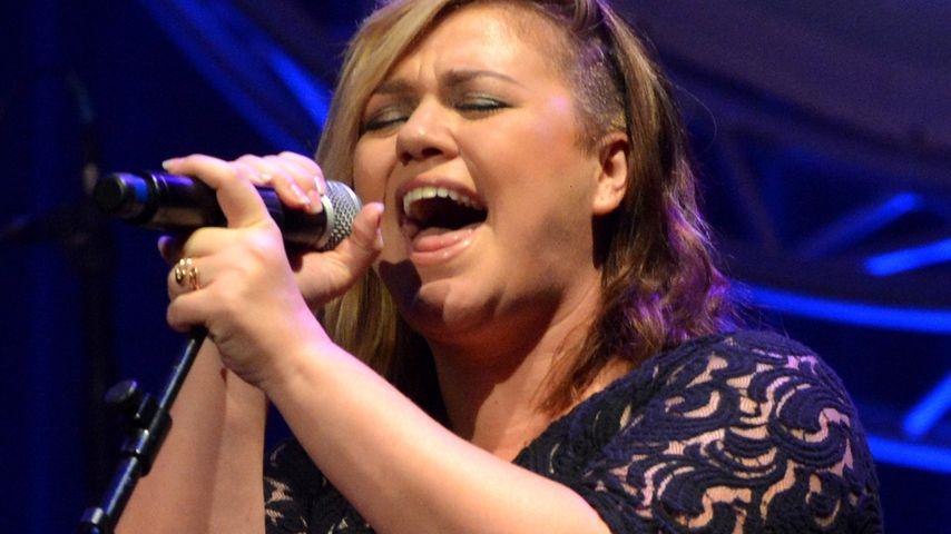 Neu-Mama Kelly Clarkson verrät Details zu 7. Album