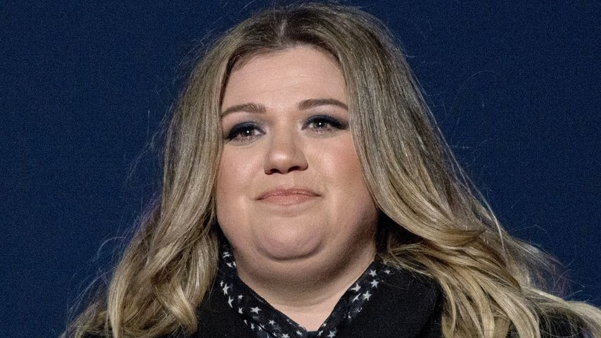 Kelly Clarkson in Washington