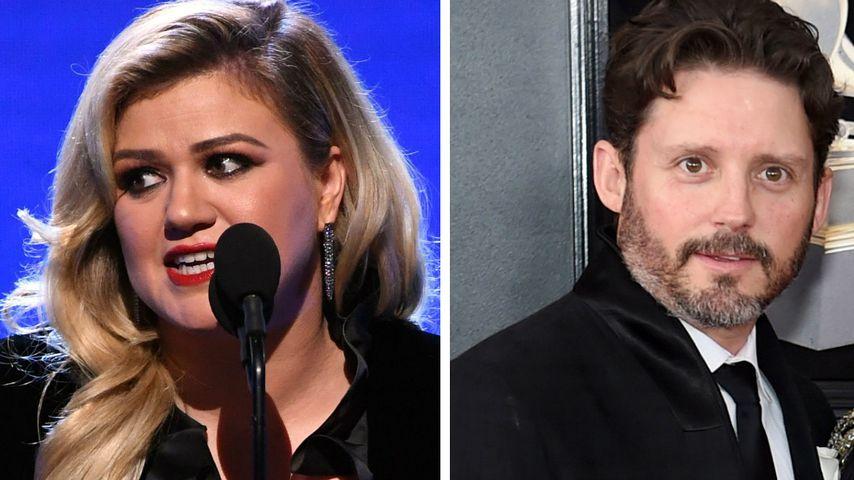 Kelly Clarkson spricht über ihre überraschende Trennung