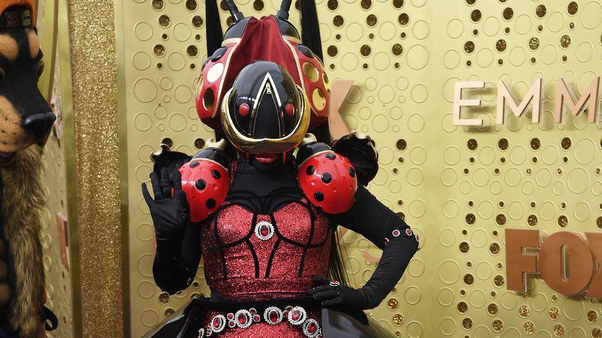 """Kelly Osbourne als Marienkäfer bei """"The Masked Singer"""""""