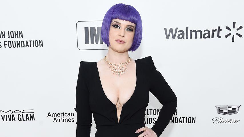 Kelly Osbourne in Kalifornien 2020