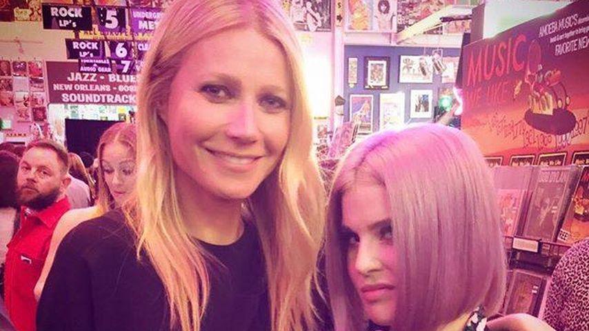 Bitch-Fight? Darum hasst Kelly Osbourne Gwyneth Paltrow