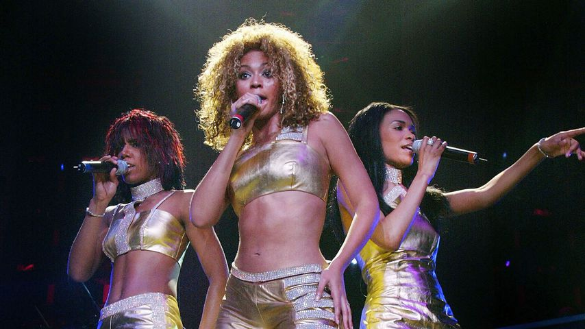 Destiny's Child in Sydney, 2002