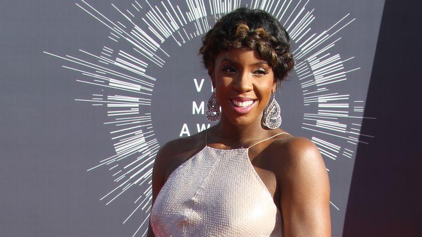 Kelly Rowland strahlte hochschwanger bei den VMAs