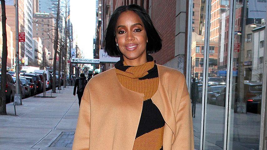 Gleichzeitig mit Beyoncé: Ist Kelly Rowland auch schwanger?