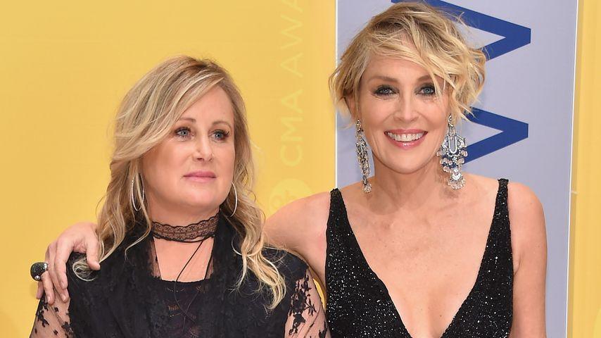 Sharon Stone und Schwester erfuhren sexuellen Missbrauch