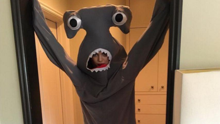 Sexy Hai: Kendall Jenner verführt in animalischem Kostüm
