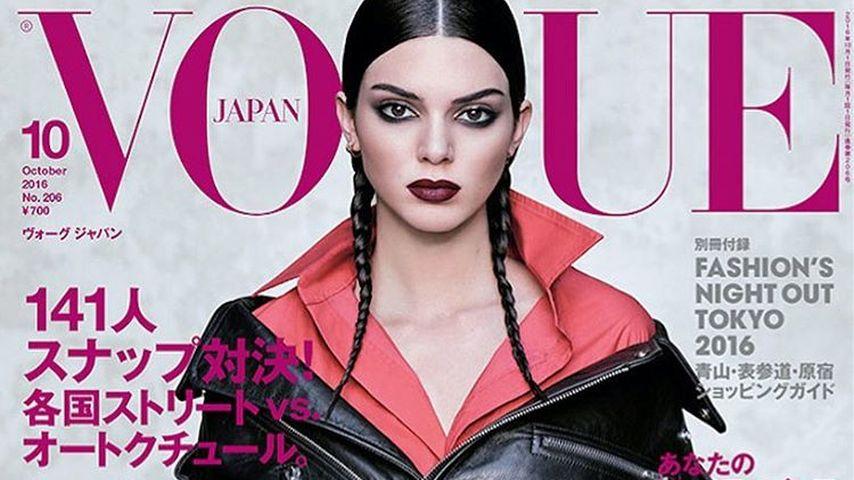 Modequeen Kendall Jenner: Covergirl für die japanische Vogue