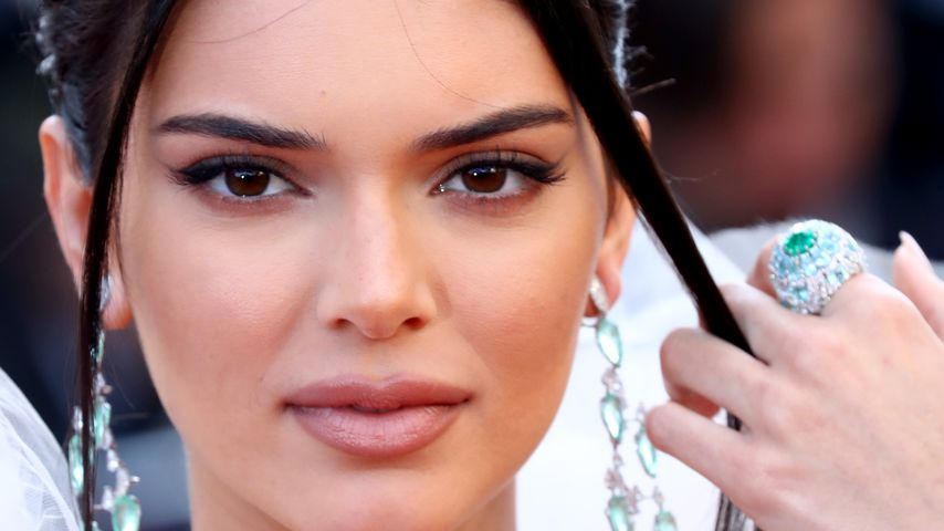 Kendall Jenner in Cannes, Frankreich, 2018