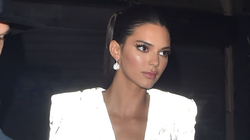 Kendall Jenner bei der Met Gala-Afterparty