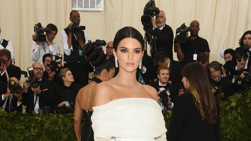 Kendall Jenner bei der Met Gala 2018