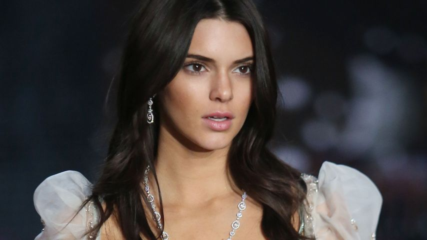 "Kendall Jenner bei der ""Victoria's Secret Fashion Show"" in New York"