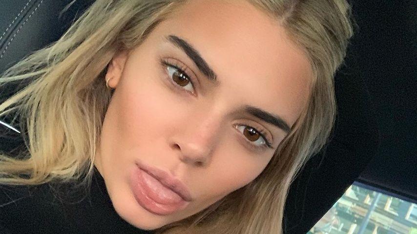 Kendall Jenner als Blondine: Wie sagen die Fans zum Look?