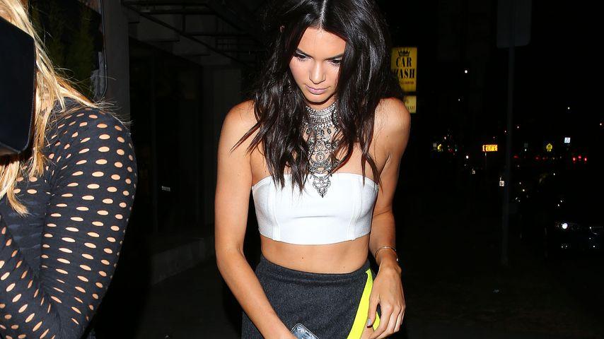 Mega-Beinschlitz! Kendall Jenner stiehlt Kylie die Show!