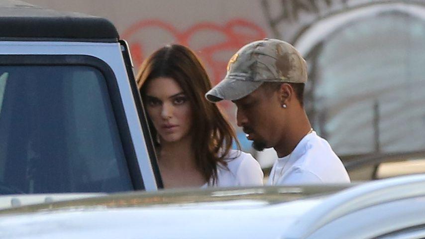 Kendall Jenner und Taco, L.A., Oktober 2019