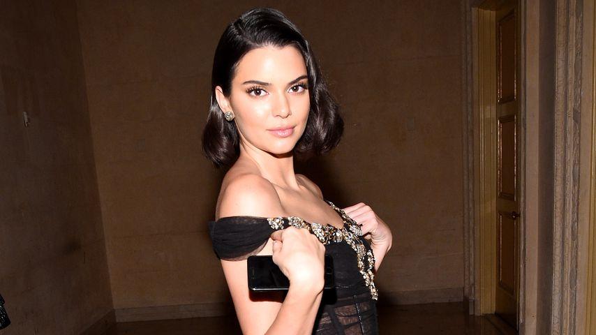 Kendall Jenner auf einer Veranstaltung in New York