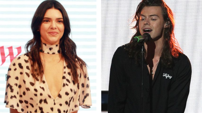 Kendall Jenner und Harry Styles
