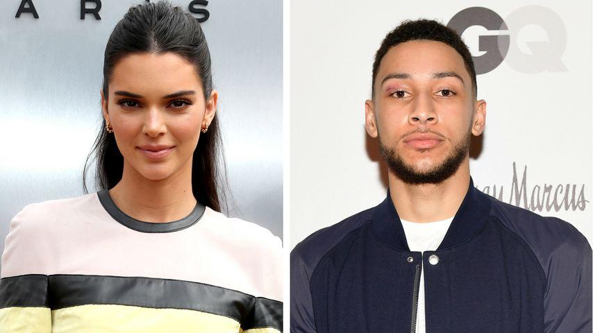 Comeback? Kendall Jenner und Ben Simmons feiern Silvester