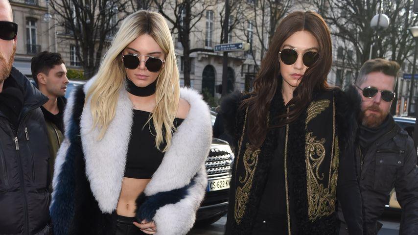Für BFF Gigi: Kendall Jenner schlägt auf Paparazzo ein!