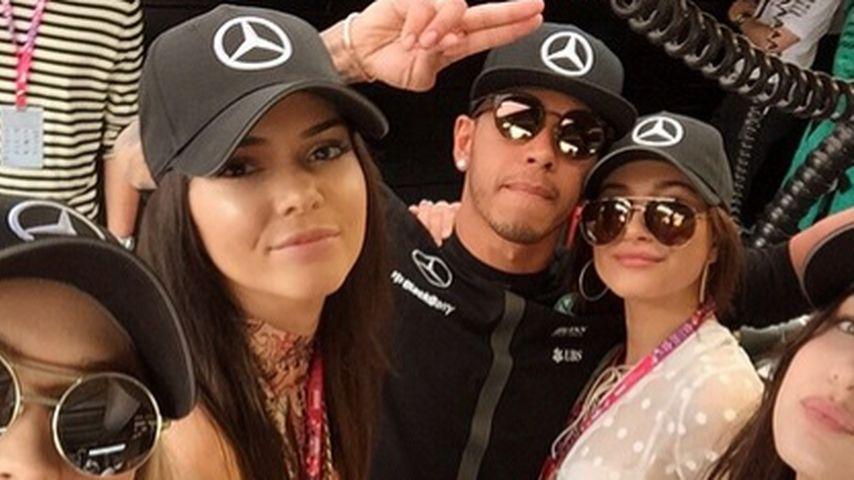 Ist bei Kendall Jenner & Lewis Hamilton wieder alles vorbei?