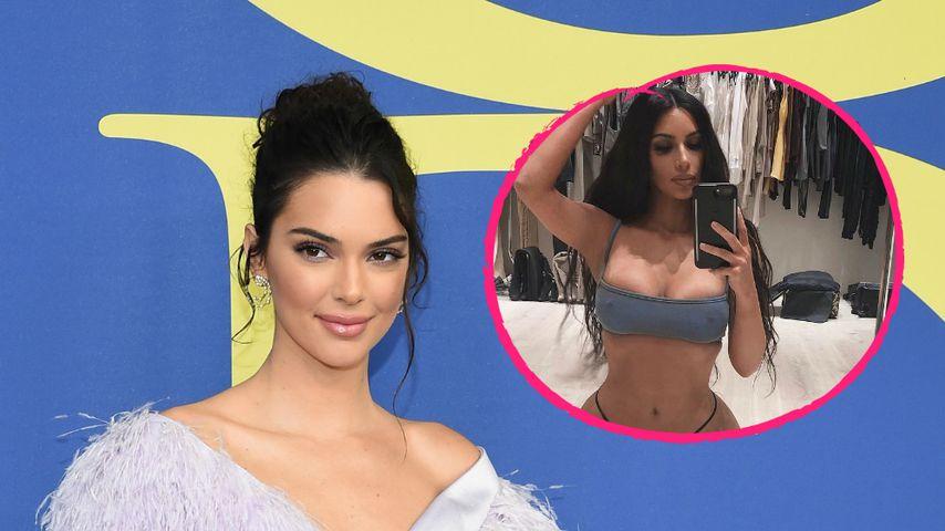 Body-Besorgnis: Findet Kendall Kim K. mittlerweile zu dünn?