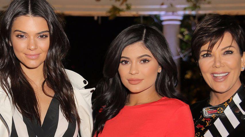 Vatertag mit Caitlyn: Kris Jenner sauer auf Kendall & Kylie?