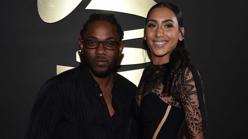 Kendrick Lamar & seine Verlobte sollen Eltern geworden sein