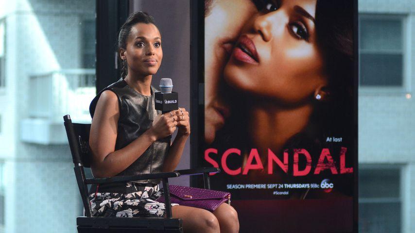 """Kerry Washington, Hauptdarstellerin von """"Scandal"""""""