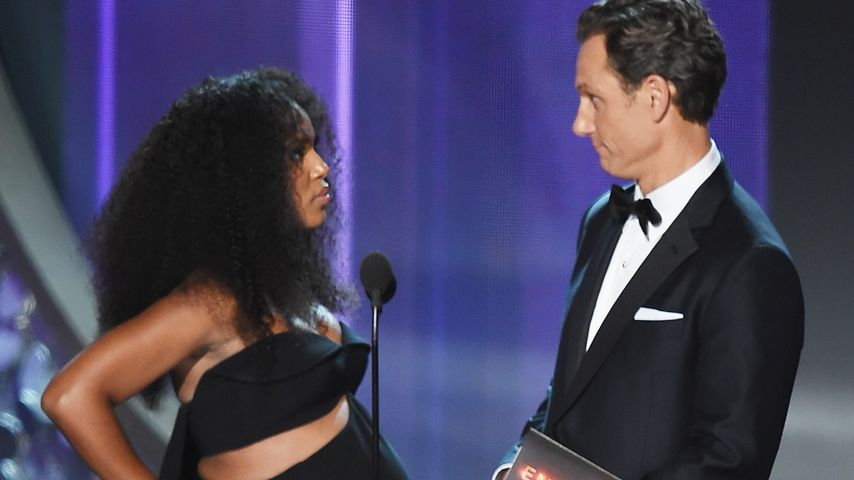 Kerry Washington und Tony Goldwyn
