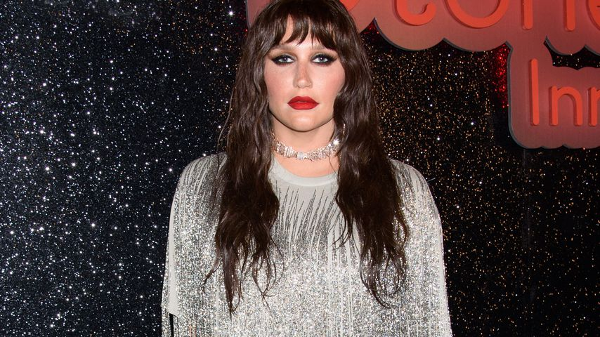 Kesha bei der Saks x Stonewall In Party in New York