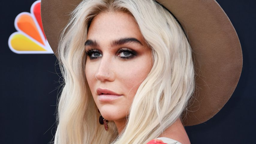 Kesha bei den Billboard Music Awards in Las Vegas 2018