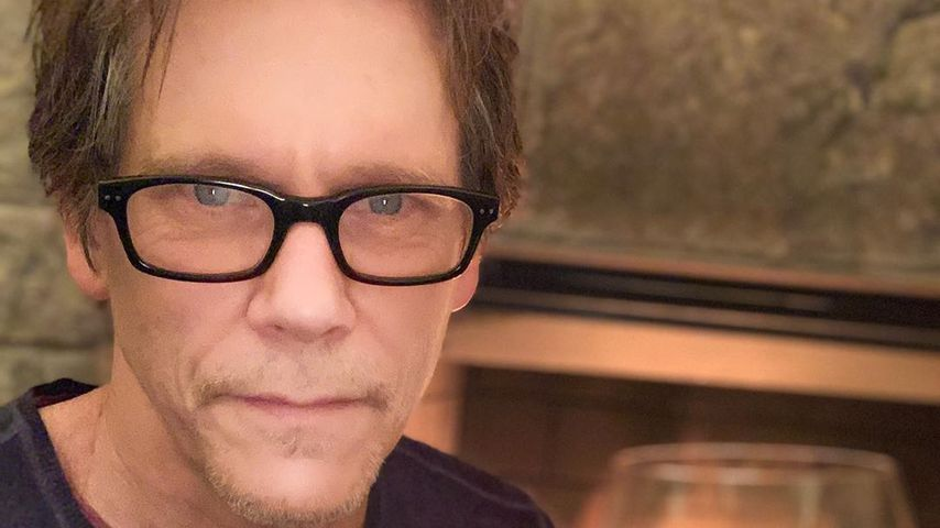 Kevin Bacon im November 2019