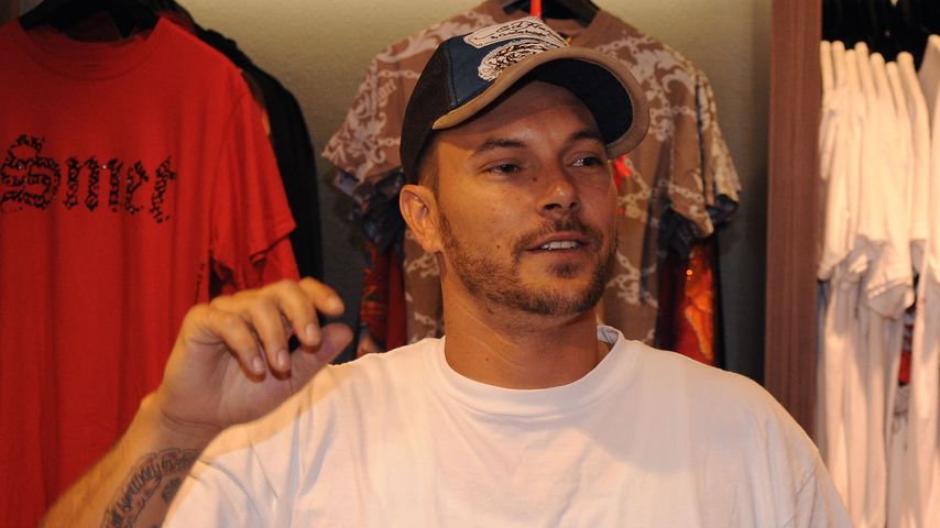 Kevin Federline in Brisbane, 2009
