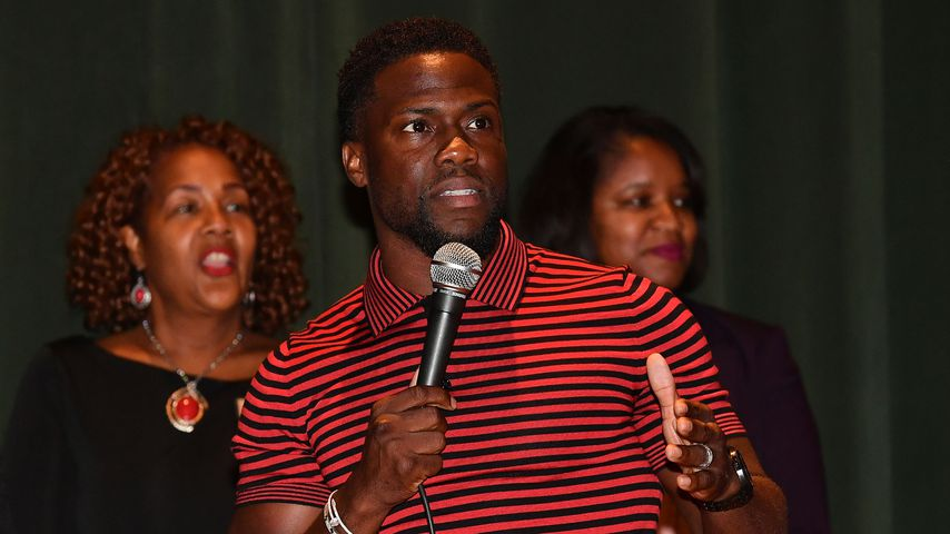Kevin Hart in Georgia, September 2018