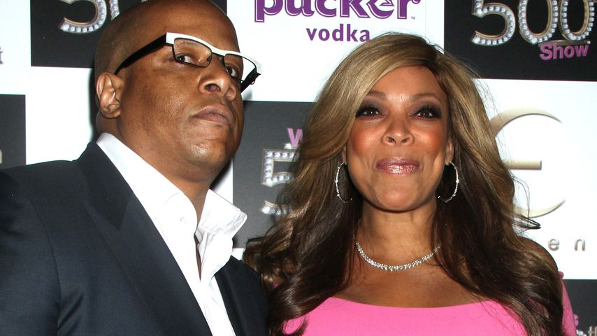 Kevin Hunter und Wendy Williams
