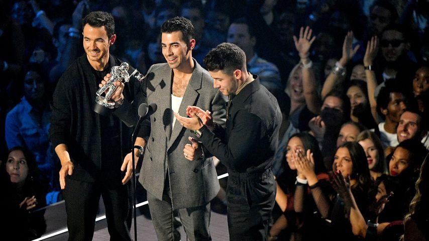 Kevin, Joe und Nick Jonas bei den VMAs 2019